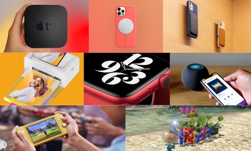 Holiday Gift Guide 2020 Best Tech and Electronic Gifts for Christmas and Hanukkah