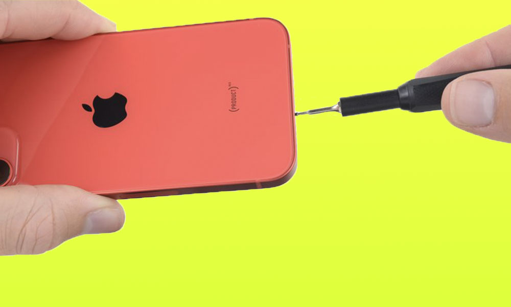 iFixit iPhone 12 mini Teardown