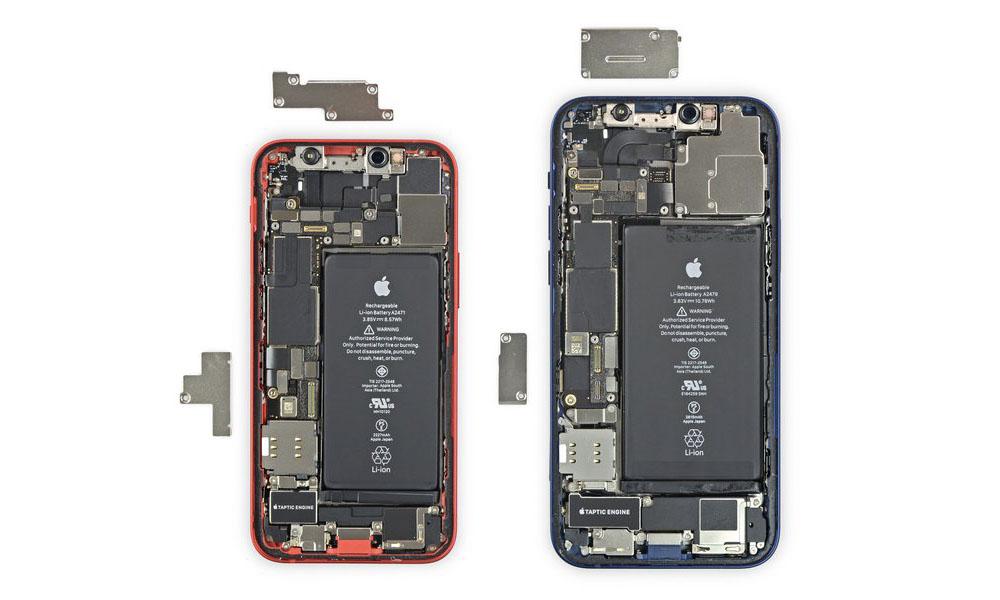 iFixit iPhone 12 mini Teardown Battery