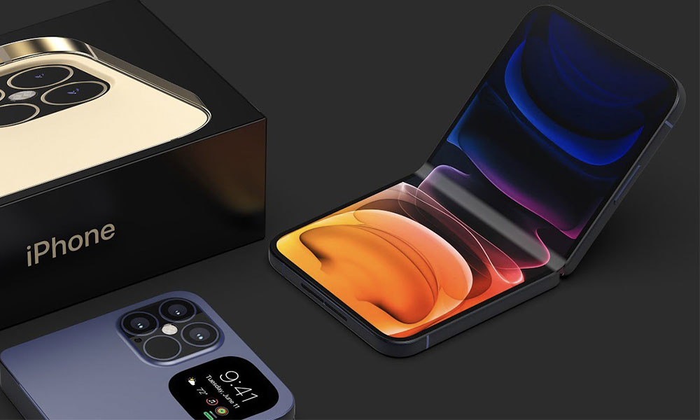 folding iPhone 14 concepts