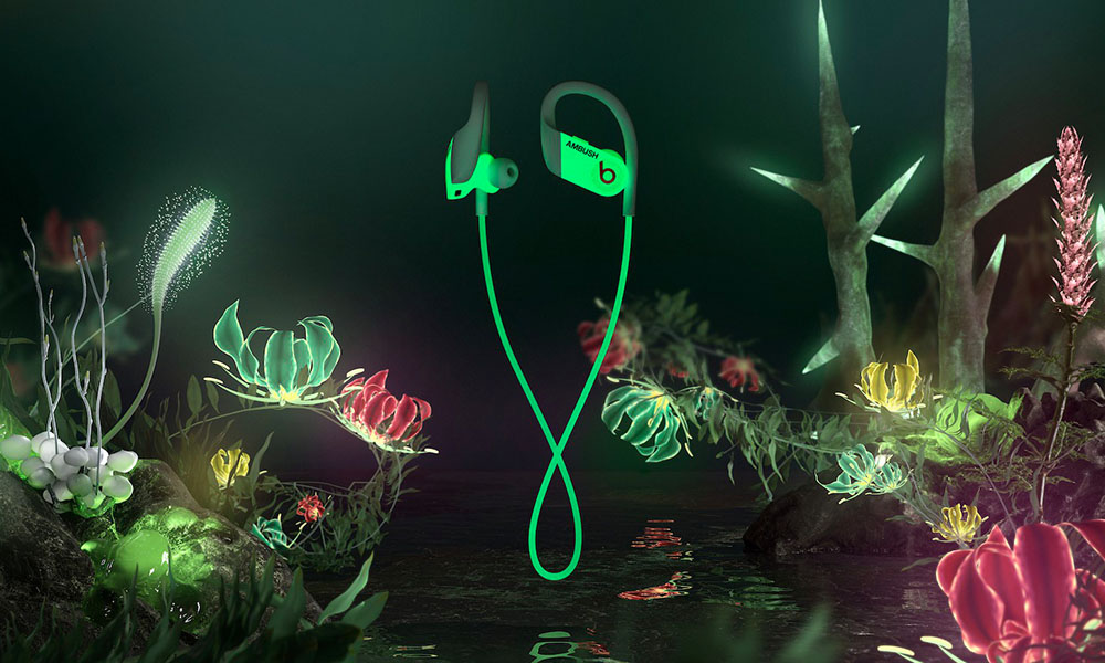 Apple's Beats launches glow-in-the-dark version of its PowerBeats earphones