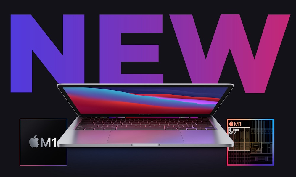 New Macs with M1 Processors