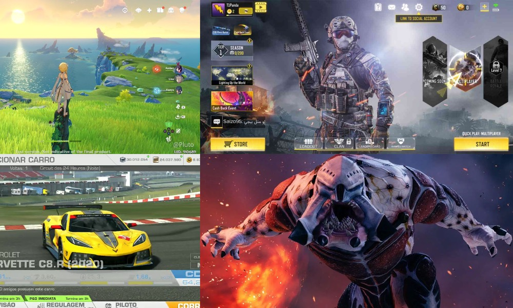 Console like Games for iPhone and iPad