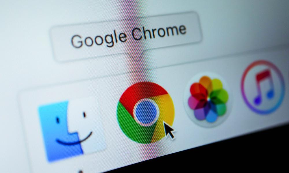 Google Chome on MacBook Batterylife