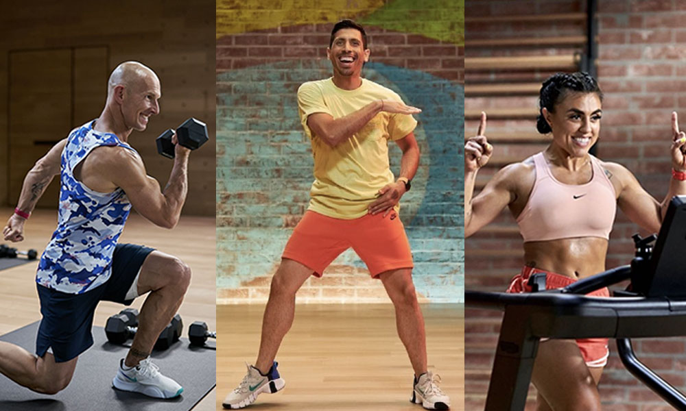 Apple Fitness Plus Instructors