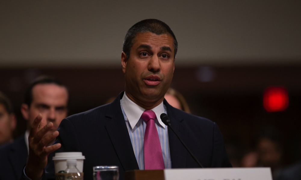 FCC Chairman Ajit Pai will step down on Jan 20