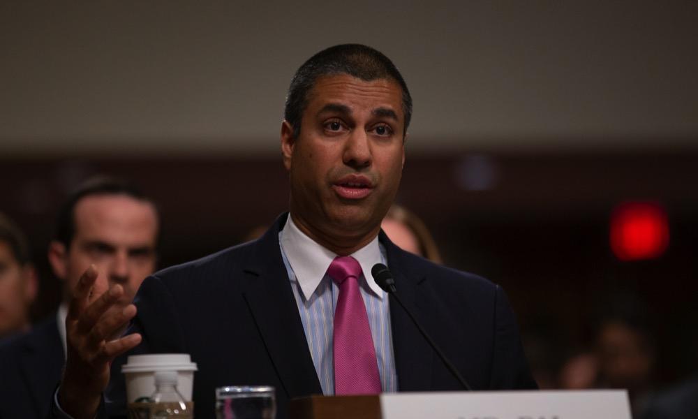 FCC Chairman Ajit Pai will step down on Jan 20