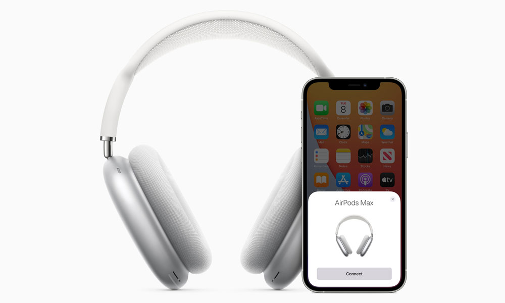AirPods Max with iPhone
