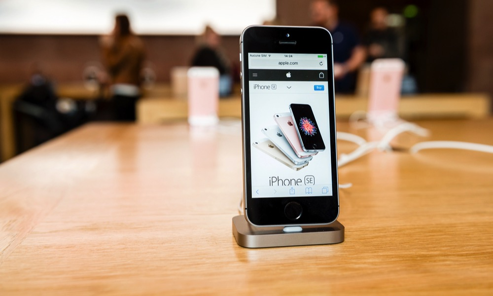 Original iPhone SE from 2016