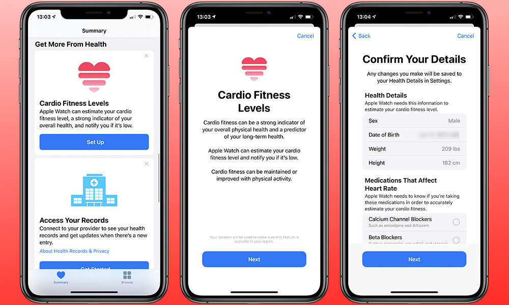 Apple Watch Gains Massive Cardio Fitness Monitoring Upgrade in watchOS 7.2 (Here's How to Set It Up)
