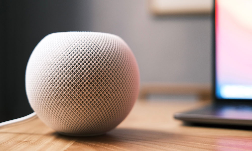 Apple HomePod mini supports 18W power adapters