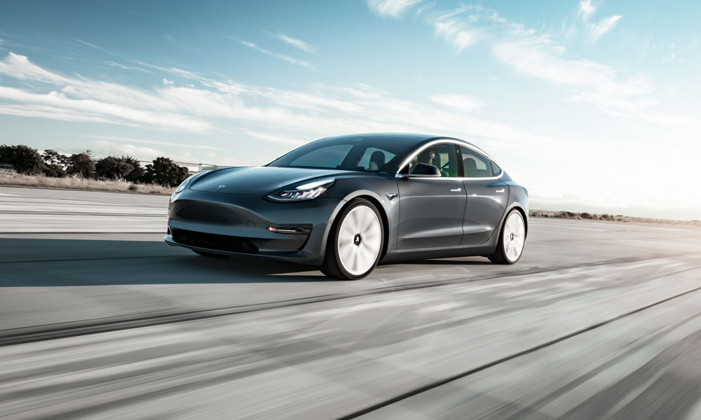 Tesla Model 31
