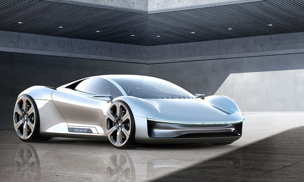 Apple Car Concept 2