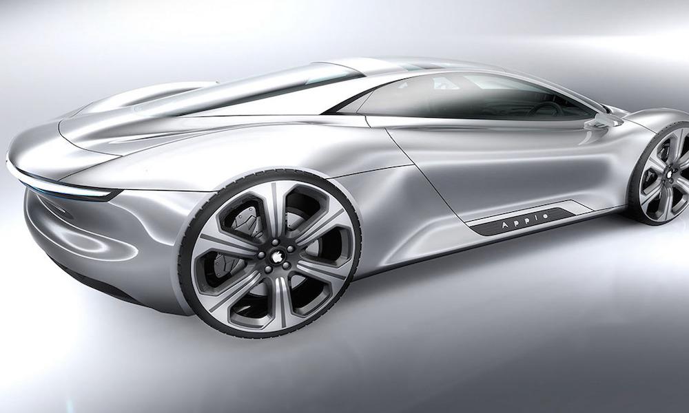 Apple Car Concept 3