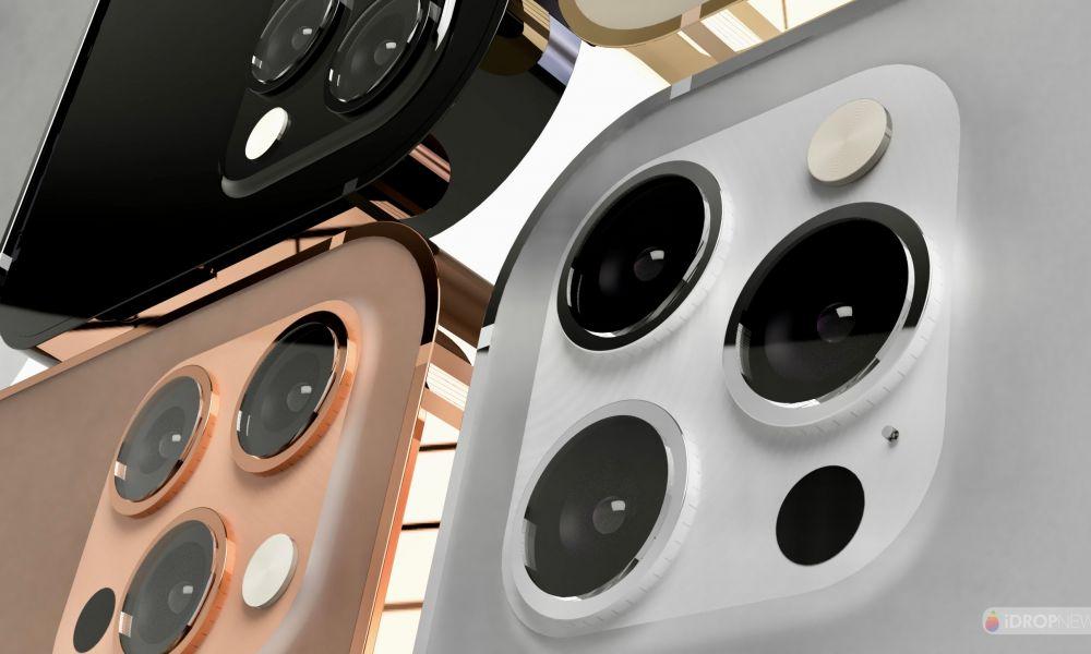 Apple iPhone 13 Concept Renders iDrop News 1