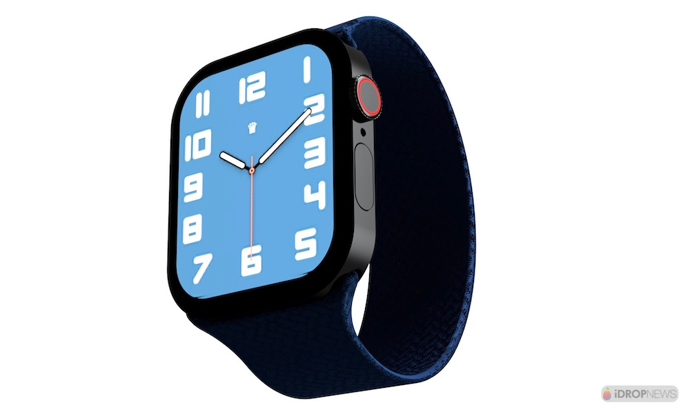 Apple Watch Series 7 Concept Renders iDrop News 1000x600 3