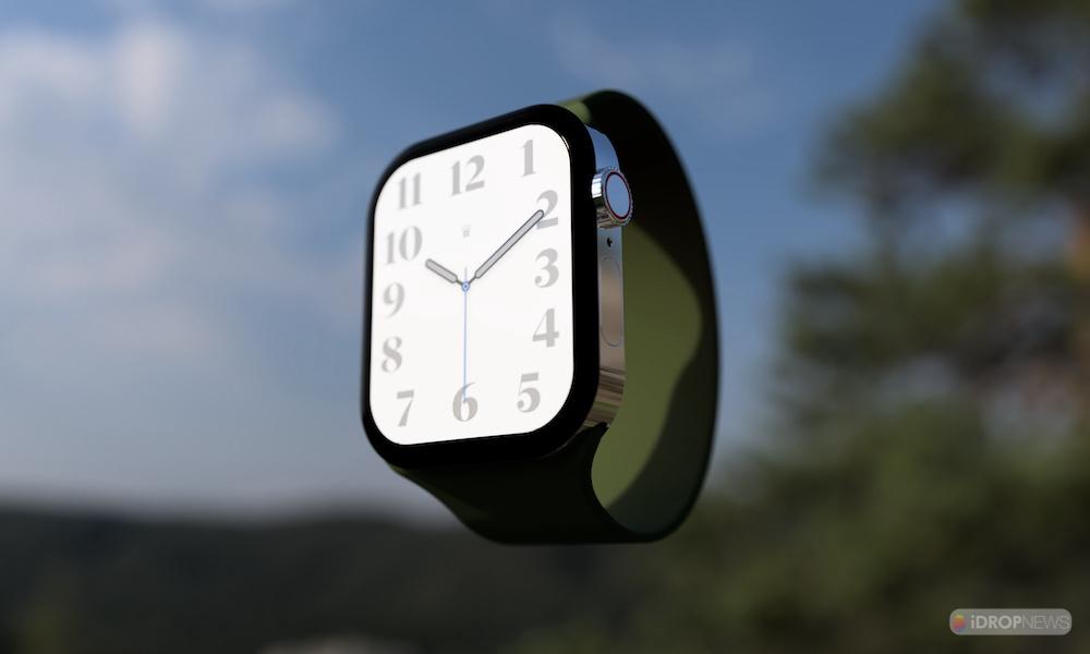 Apple Watch Series 7 Concept Renders iDrop News 1000x600 7