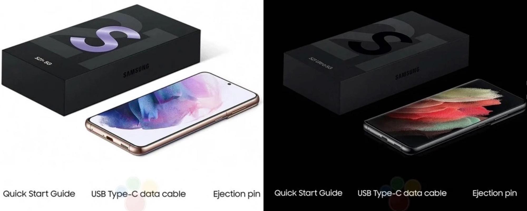 Samsung S21 5G Box