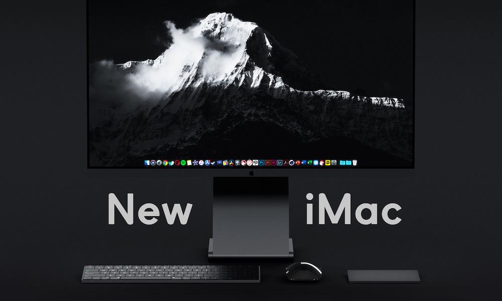 New Apple iMac Concept