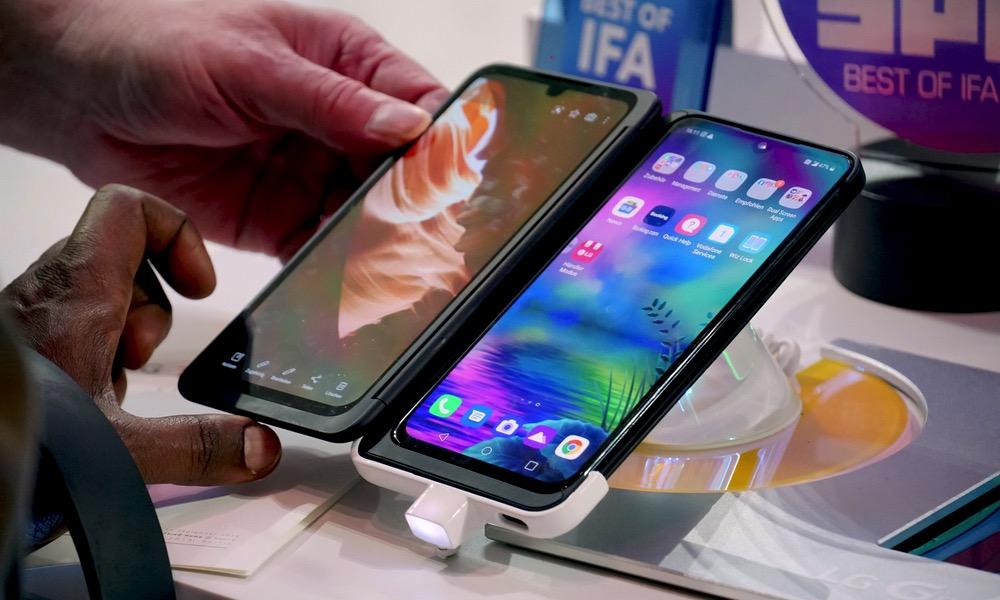 LG G8X Smartphone