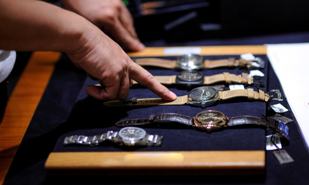 Traditional Analog Watches