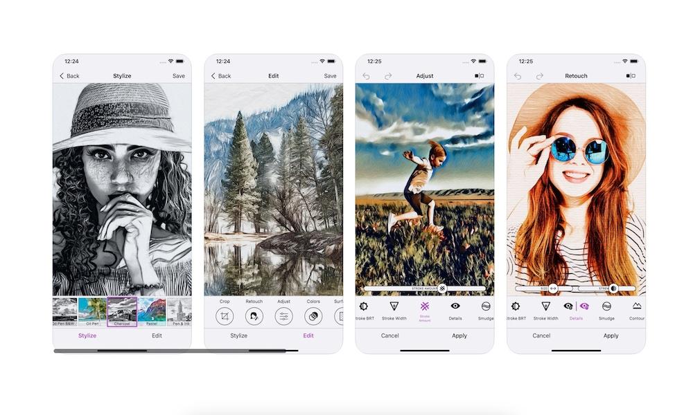 Graphite Skeetchbook iPhone