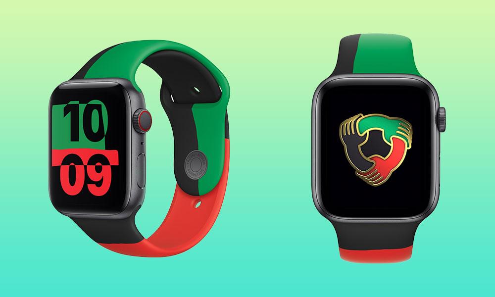 Apple Celebrates Black History Month 2021 With New Apple Watch