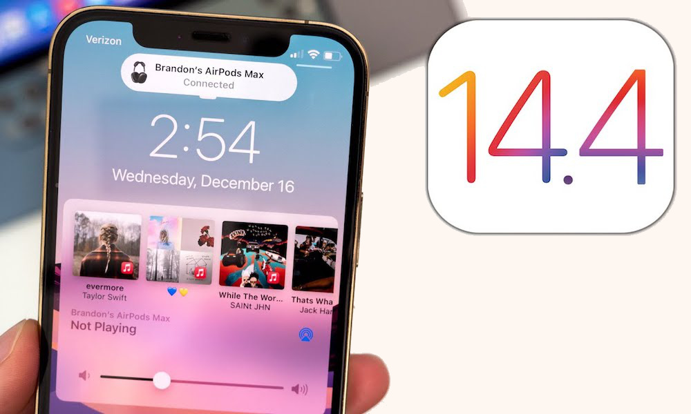 Apple release iOS 14.4 to address actively exploited zero-day iPhone flaw