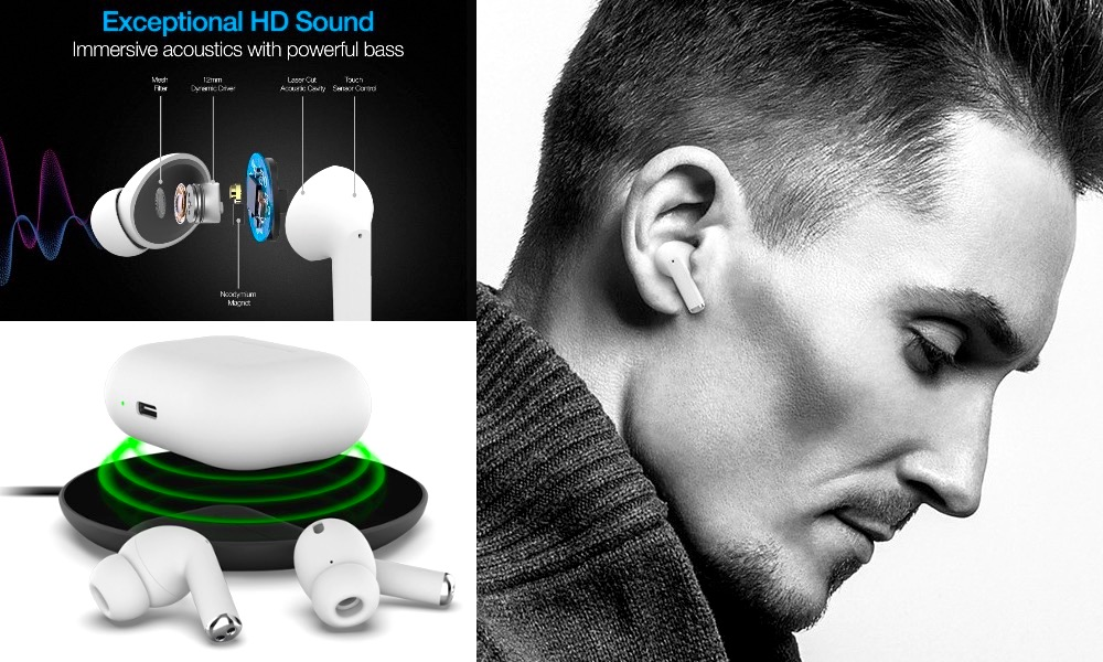 Xpods PRO Wireless Earbuds iDrop News