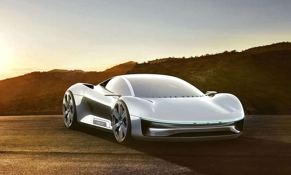 Apple Car Eve Sports Car Concept 3