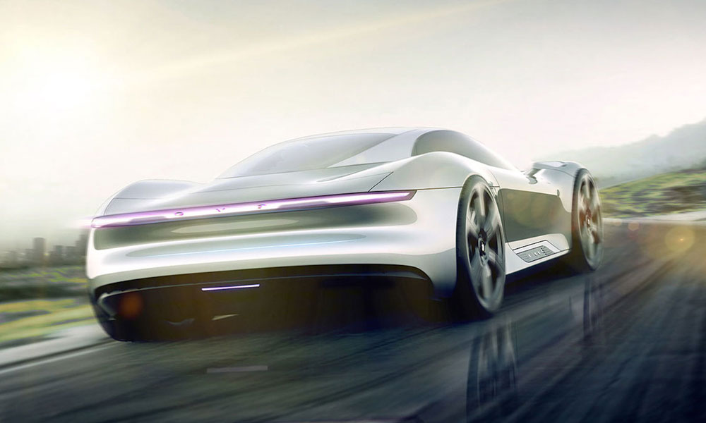 The Apple Car May Be Able to Hit a Top Speed of 160 MPH