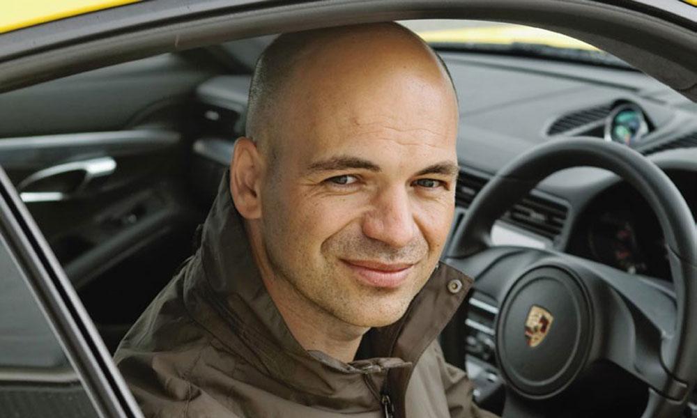 Dr. Manfred Harrer Porsche