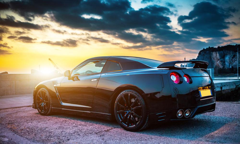 Nissan GT R