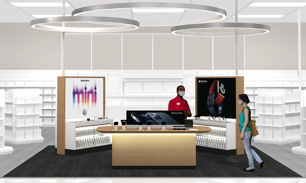 Apple Store mini? Target to Debut New Apple Shopping, Service Experience