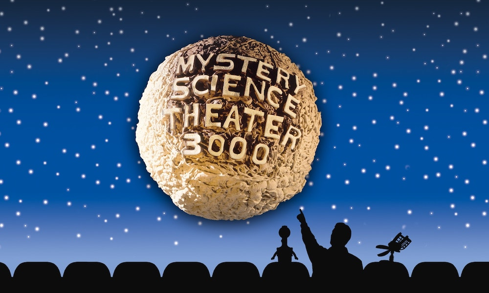 Mystery Science Theater 30001
