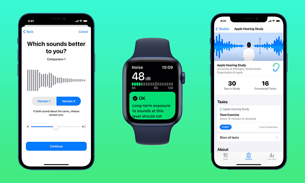 Apple Hearing Health Study Results March 2021