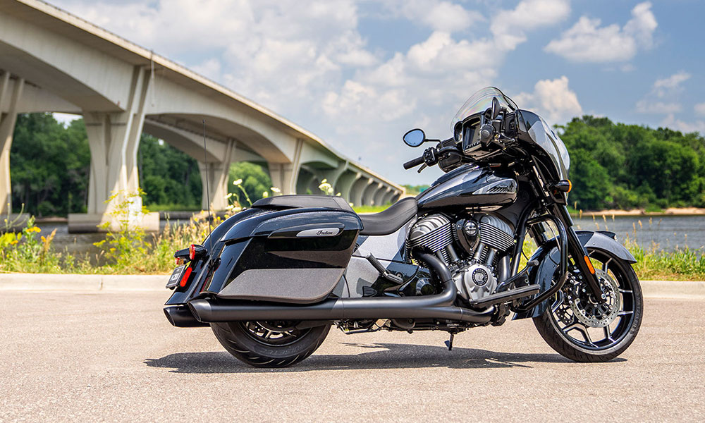 Indian Motorcycle Chieftan Elite