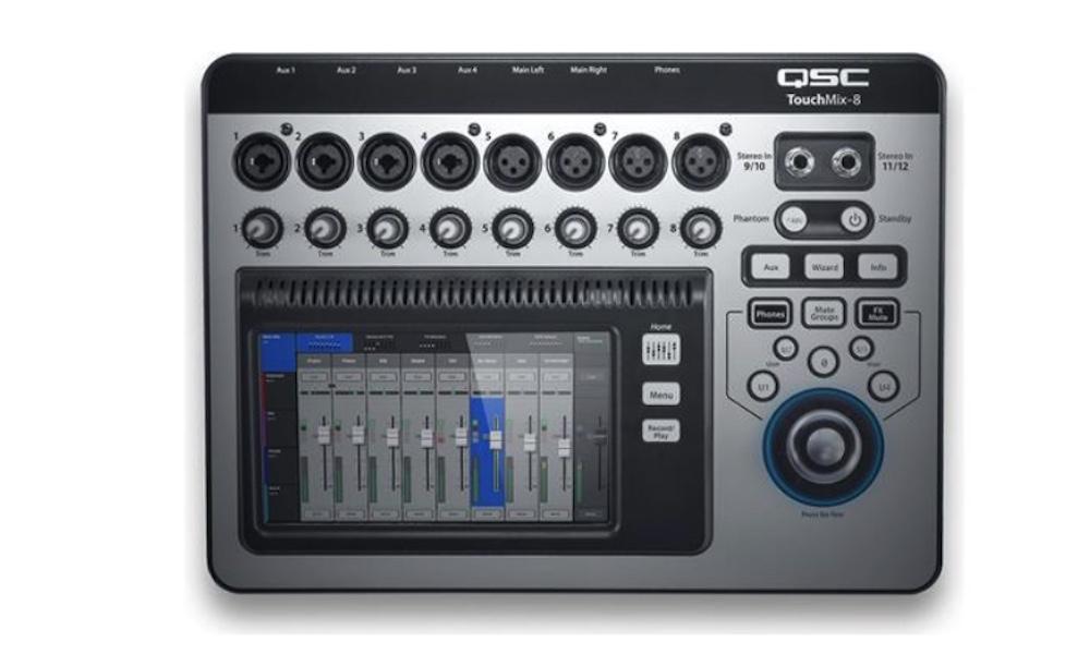 QSC Touchmix