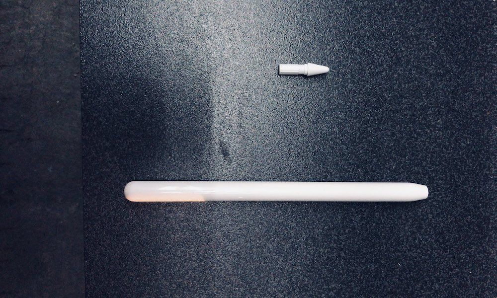 Apple Pencil 3 Leaked Image By Leaker Mr.White