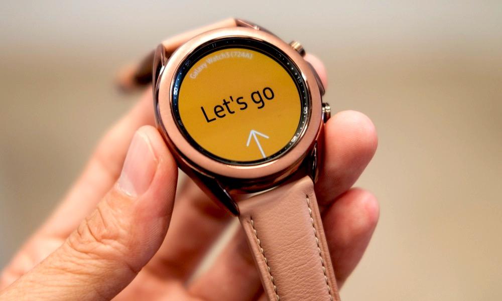 Samsung Galaxy Watch 31