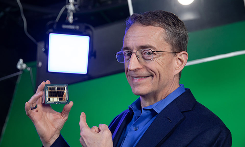 Intel CEO Pat Gelsinger