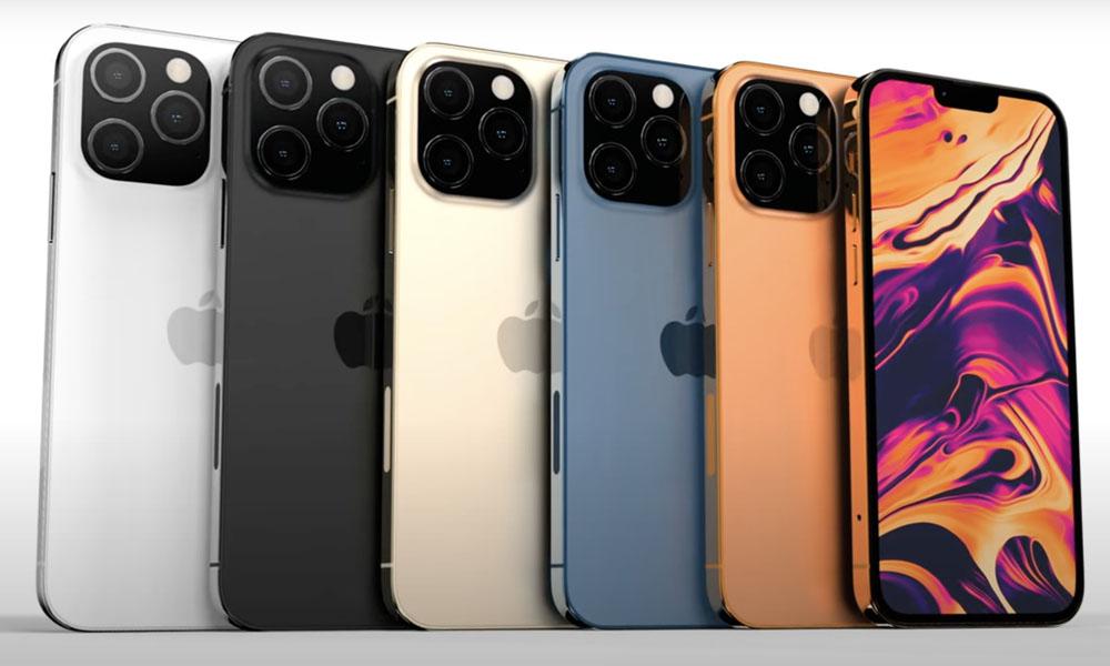 iPhone 13 Pro concept 7