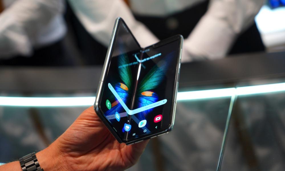Samsung Galaxy Fold2 Android Phone