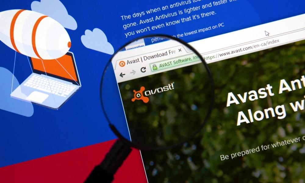 Mac Antivirus Avast