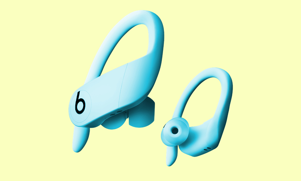 New Colors Beats Powerbeats Pro Headphones Glacier Blue