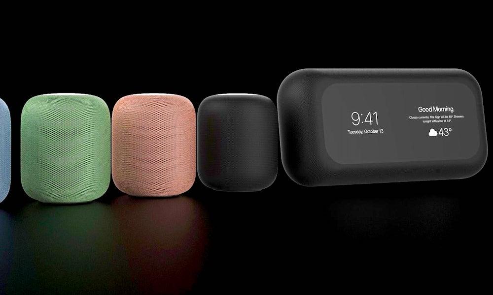 Apple HomePod Concept