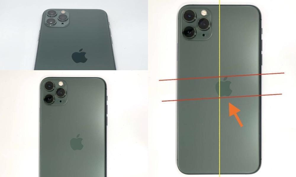 Misprinted iPhone 11 Pro