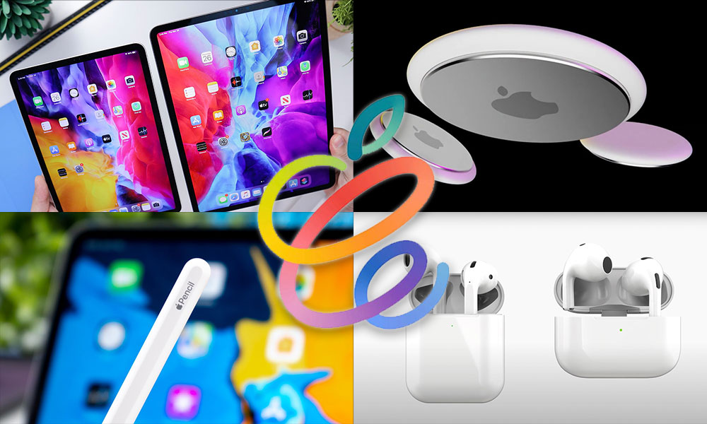 Apple Spring Loaded product rumours