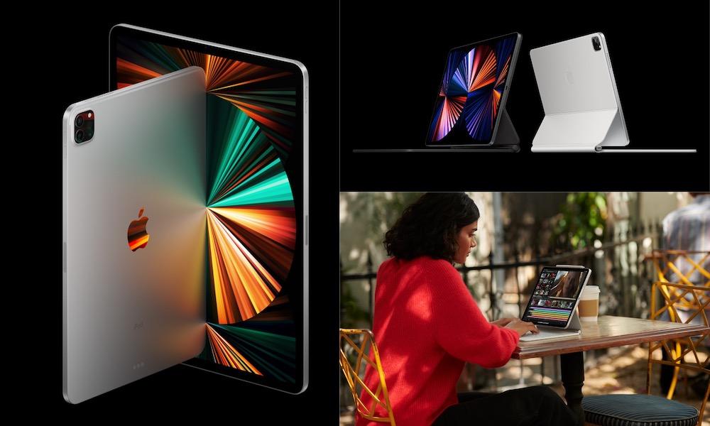 New iPad Pro with M1 Hero