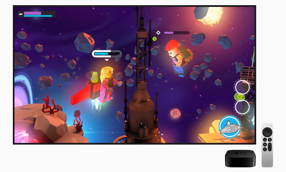 Apple TV 4K Apple Arcade Game
